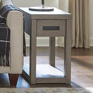 Petite Chairside Table