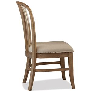 Riverside Furniture Ridgedale Bow Back Side Chair