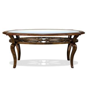 Riverside Furniture Serena  Oval Coffee Table