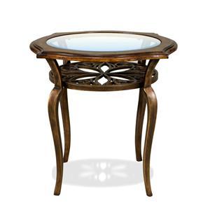 Riverside Furniture Serena  Round Side Table