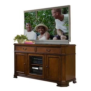 Traditional 64 Inch TV Console