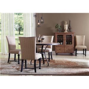 Riverside Furniture Sherborne Casual Dining Room Group 1