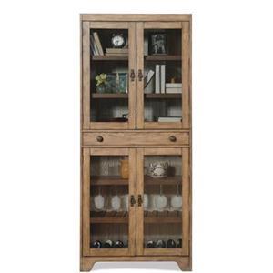 Riverside Furniture Sherborne Bunching Cabinet
