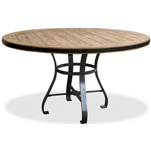 Riverside Furniture Sherborne Round Dining Table