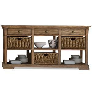 Riverside Furniture Sherborne Buffet