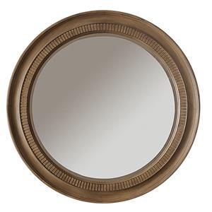 Riverside Furniture Sherborne Round Accent Mirror