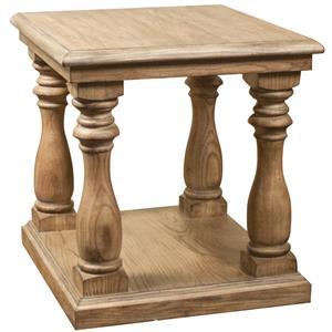Riverside Furniture Sherborne Side Table