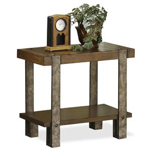 Riverside Furniture Sierra Sierra Chairside Table