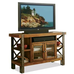 Riverside Furniture Sierra 52-In Tv Console