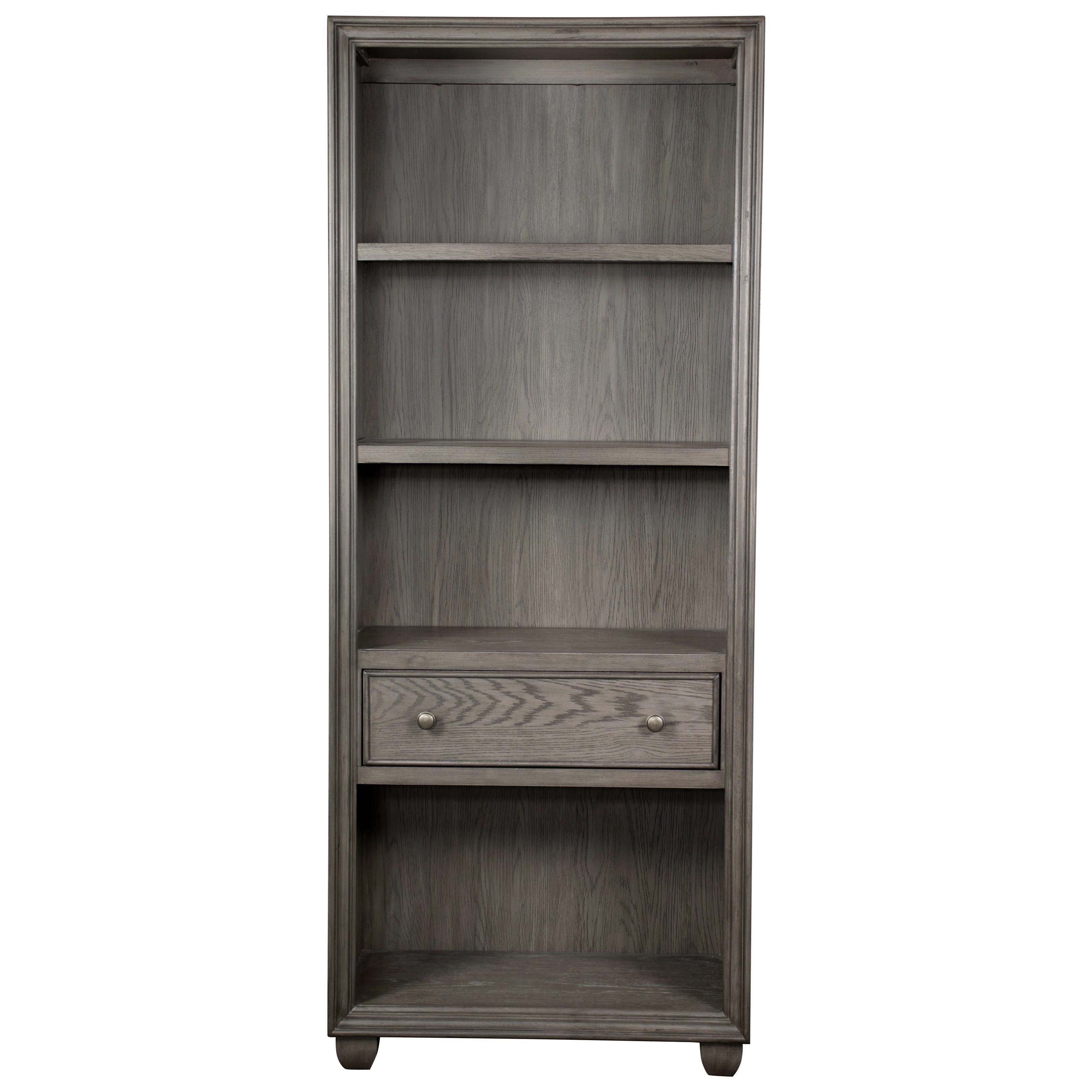 Sloane Bunching Bookcase by Riverside Furniture at Mueller Furniture