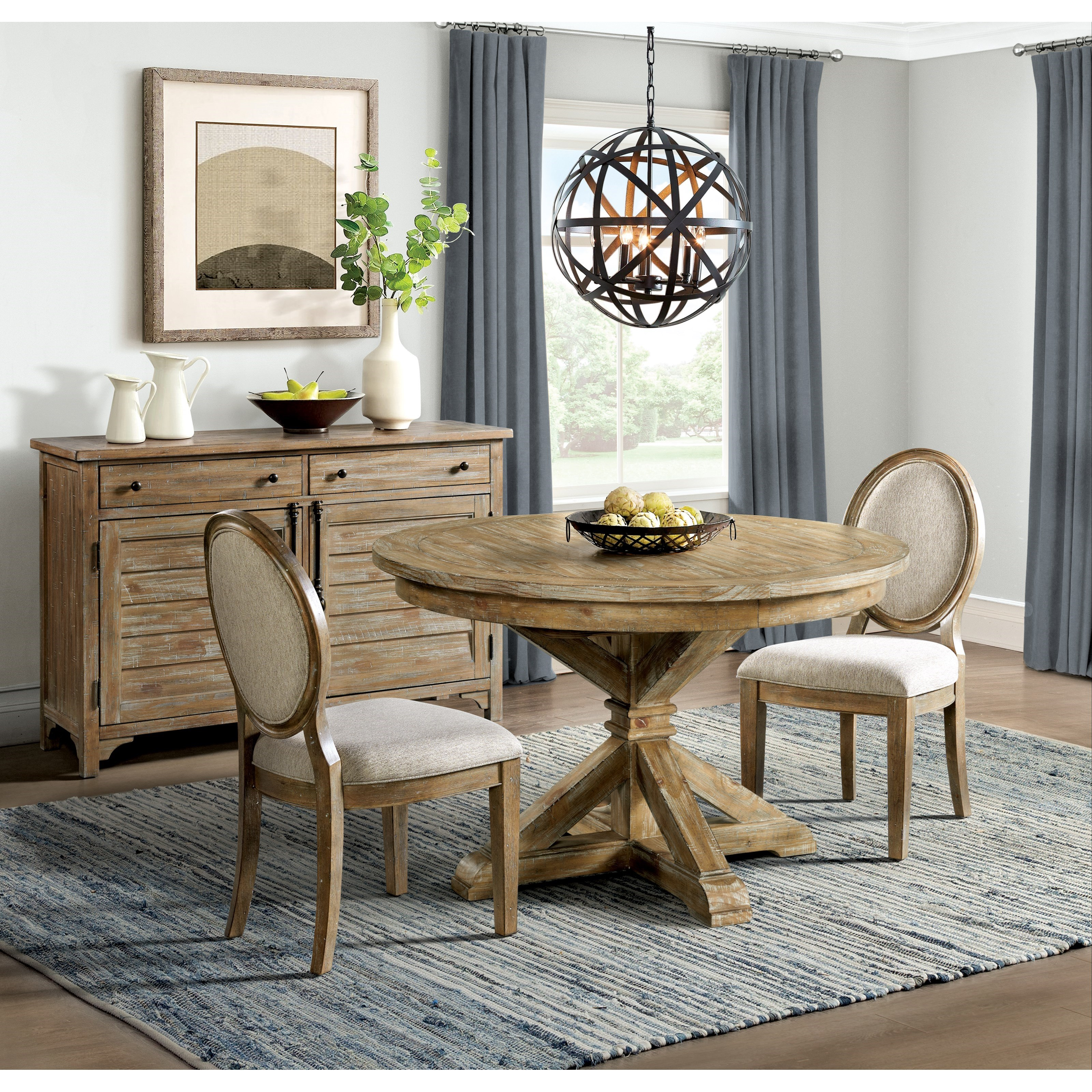 Sonora Dining Room Group by Riverside Furniture at Zak's Home