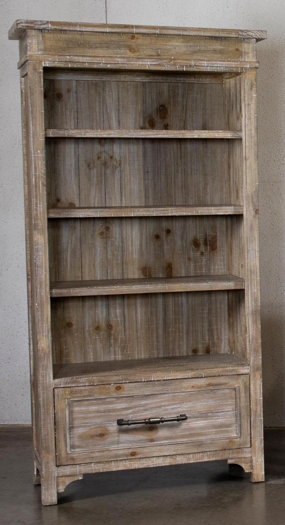 Sonora Bookcase by Riverside Furniture at Mueller Furniture