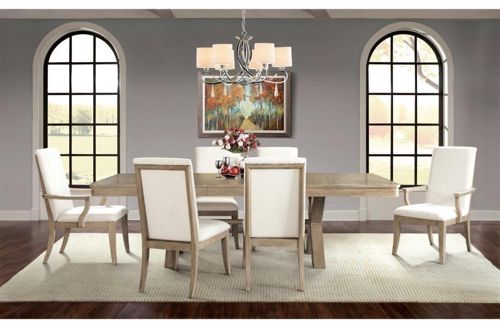 Stephanie Stephanie 5-Piece Dining Set by Riverside Furniture at Morris Home