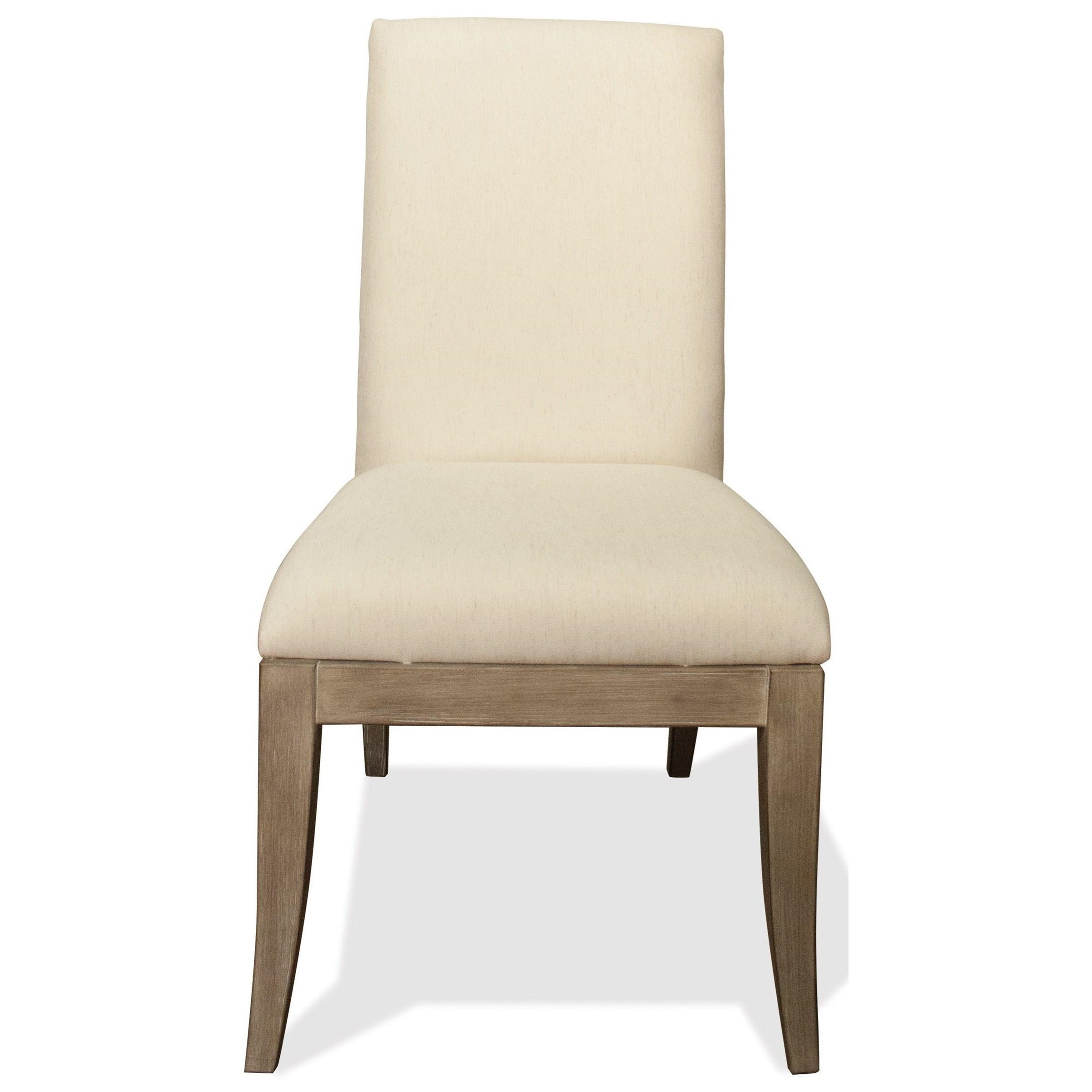 Stephanie Stephanie Upholstered Side Chair by Riverside Furniture at Morris Home