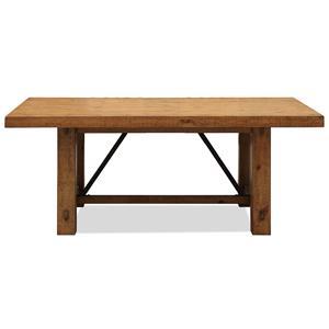 Riverside Furniture Summer Hill Rectangular Dining Table