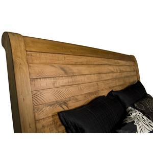 Riverside Furniture Summer Hill King/Cal King Sleigh Headboard
