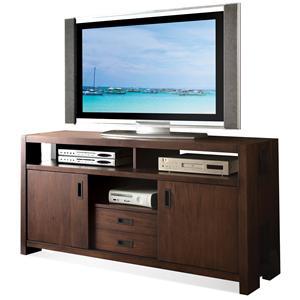 Riverside Furniture Terra Vista TV Console