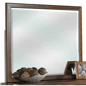 Beveled Landscape Mirror