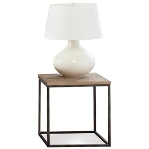 Riverside Furniture Thornhill Square End Table