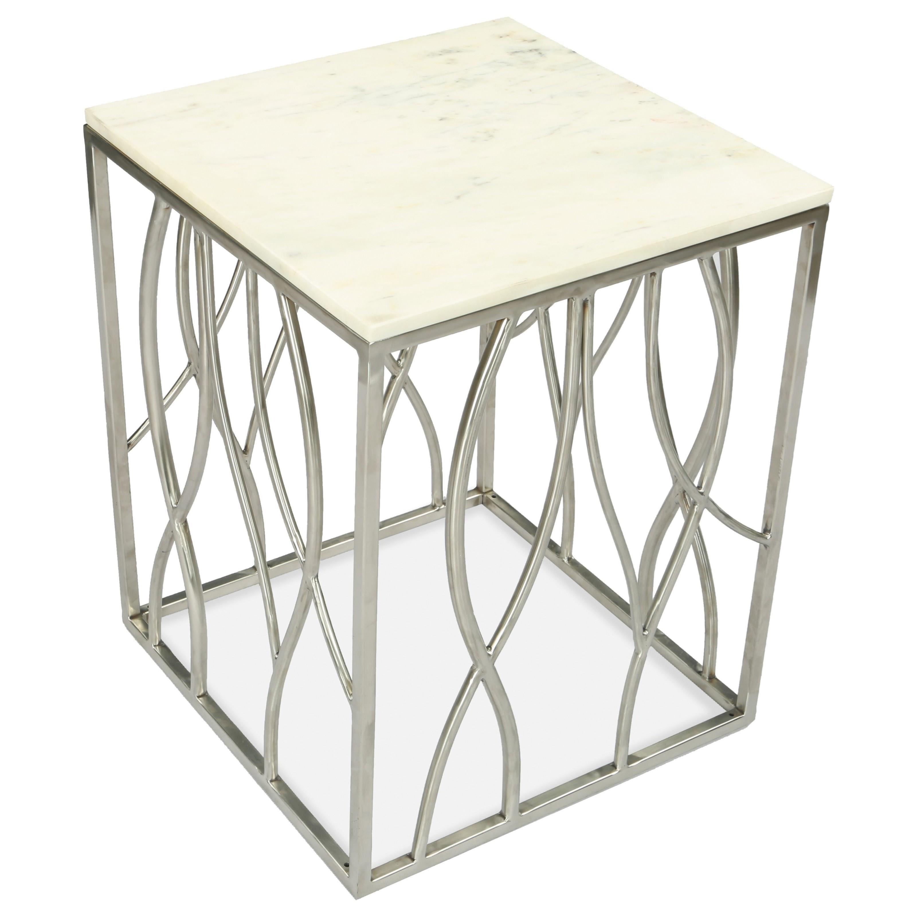 Ulysses Square End Table by Riverside Furniture at Darvin Furniture