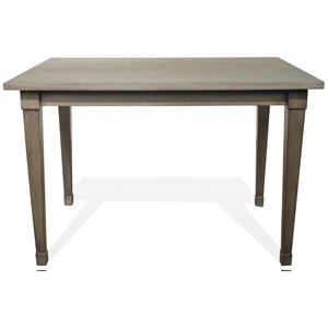 "Counter Height Dining Table with 18"" Leaf"