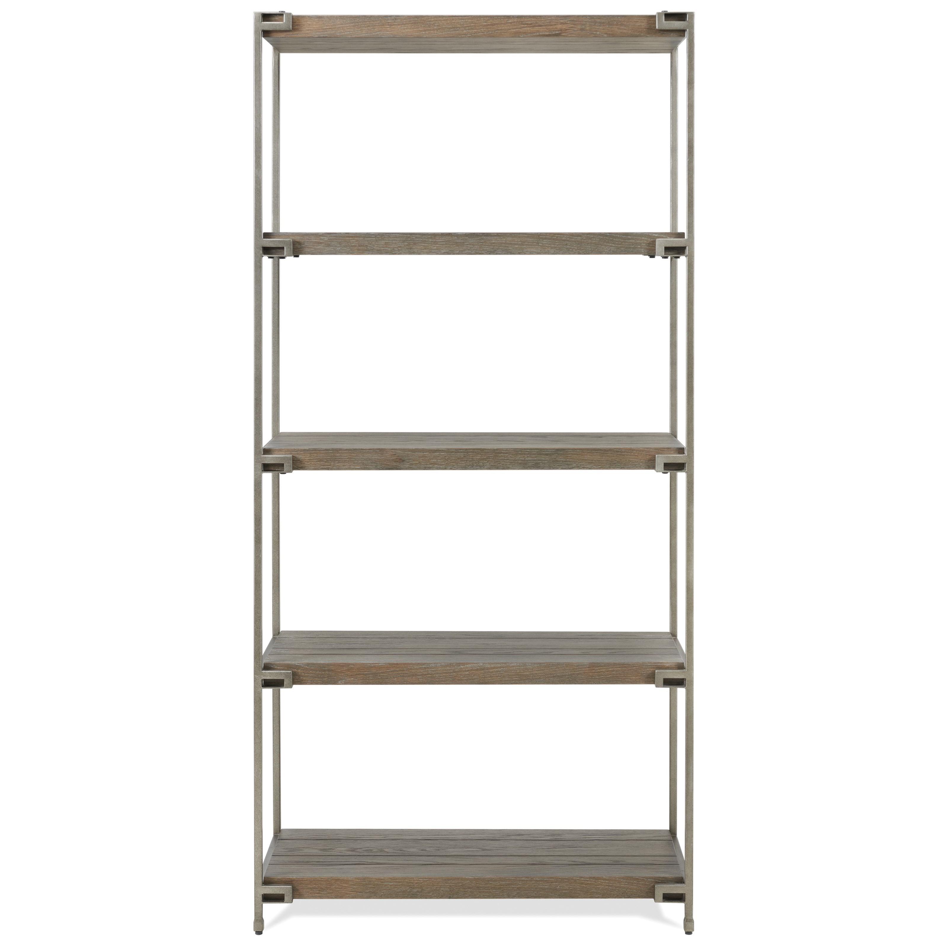 Wander Bookcase by Riverside Furniture at Mueller Furniture