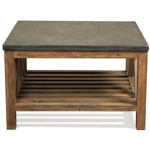 Riverside Furniture Weatherford Bunching Cocktail Table