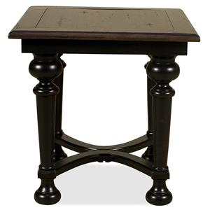 Riverside Furniture Williamsport End Table