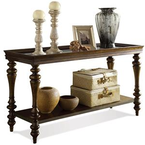 Riverside Furniture Windermier Sofa Table