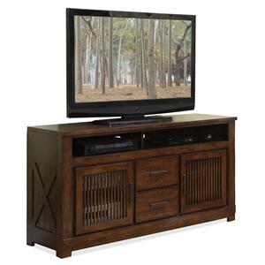 Riverside Furniture Windridge  TV Console