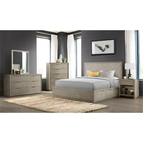 Zoey King Bedroom Group by Riverside Furniture at Mueller Furniture