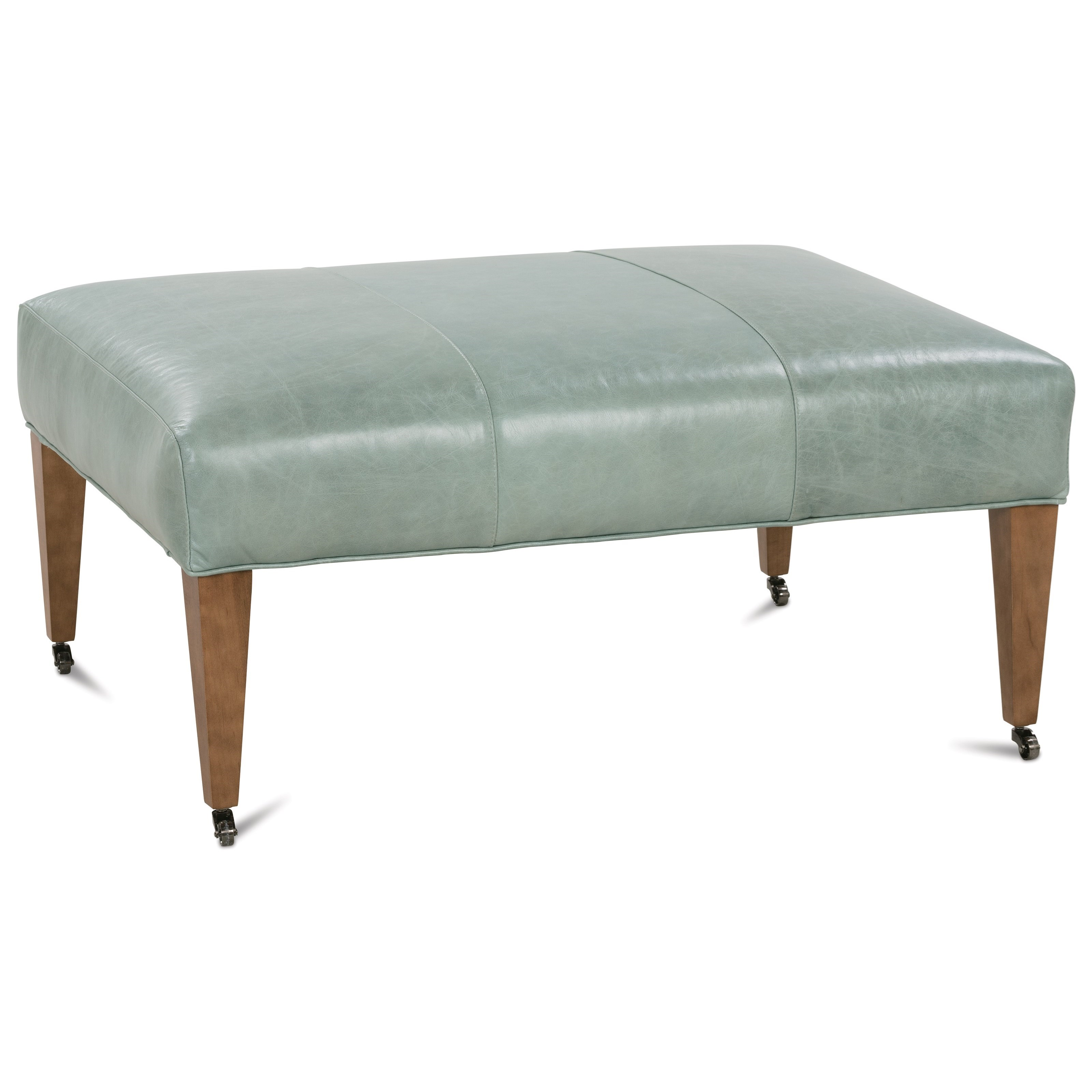 Ashby Ottoman by Robin Bruce at Steger's Furniture