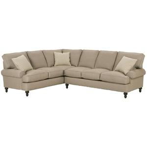 Robin Bruce Cindy Corner Sectional Sofa