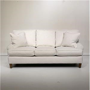 Three Seat Traditional Sofa