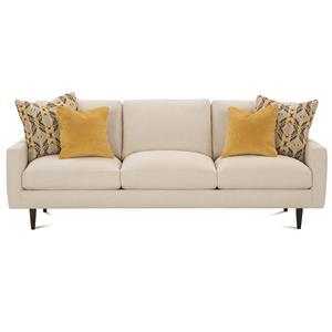 Robin Bruce Oslo Contemporary Stationary Sofa