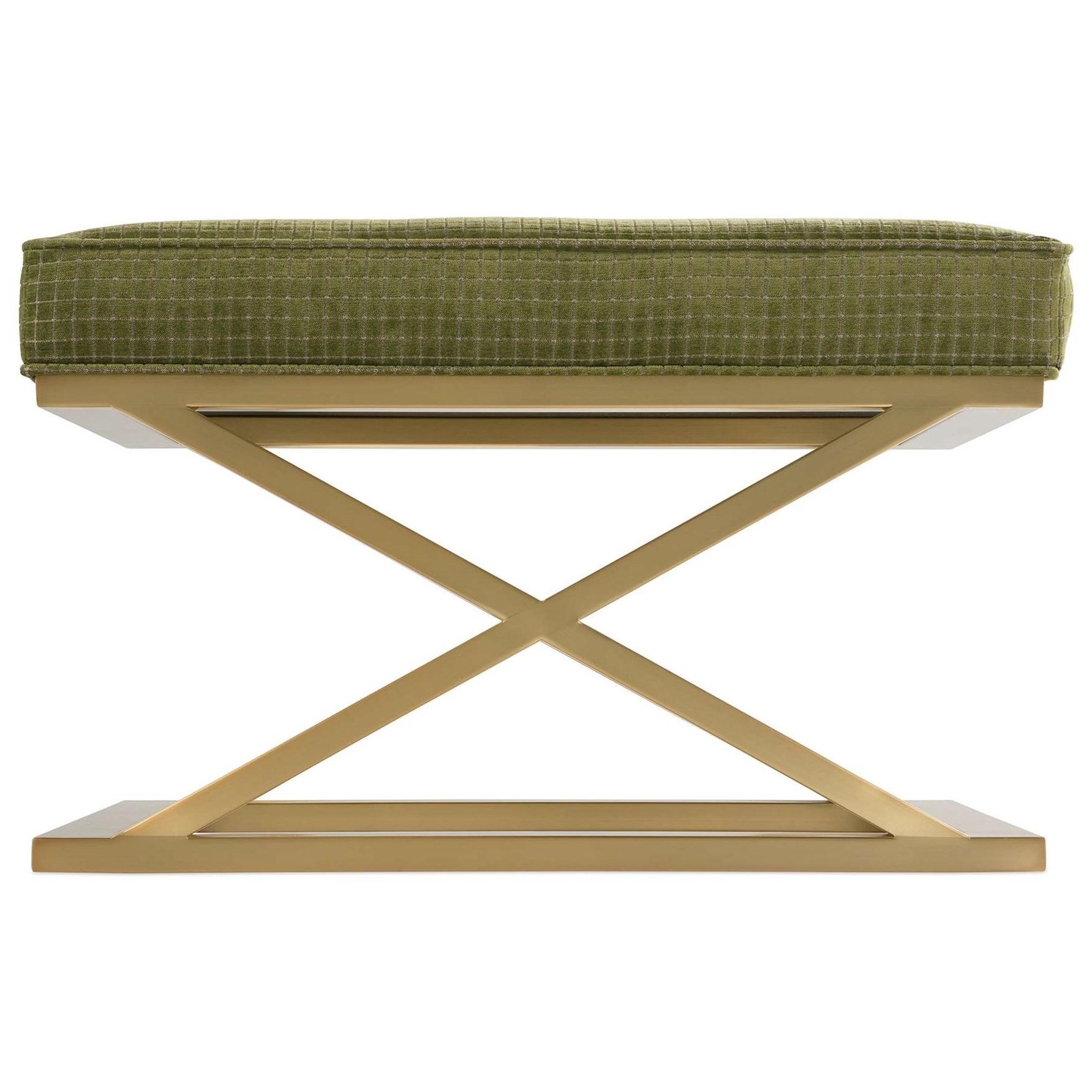 Pike Ottoman by Robin Bruce at Sprintz Furniture