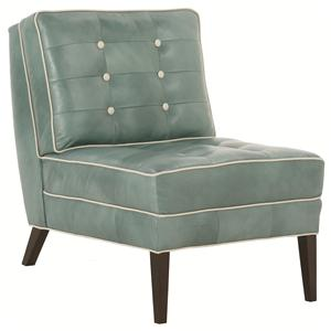 Robin Bruce Accent Chairs Architect Armless Chair