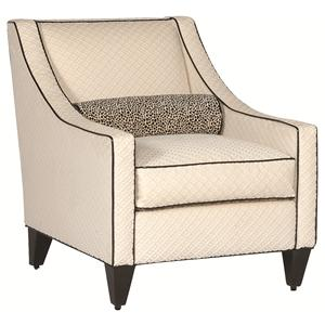 Robin Bruce Accent Chairs Christophe Chair