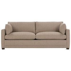 Customizable Two Cushion Sofa