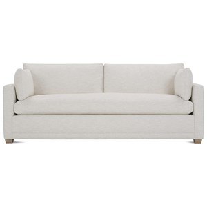 Customizable Sofa with Bench Seat