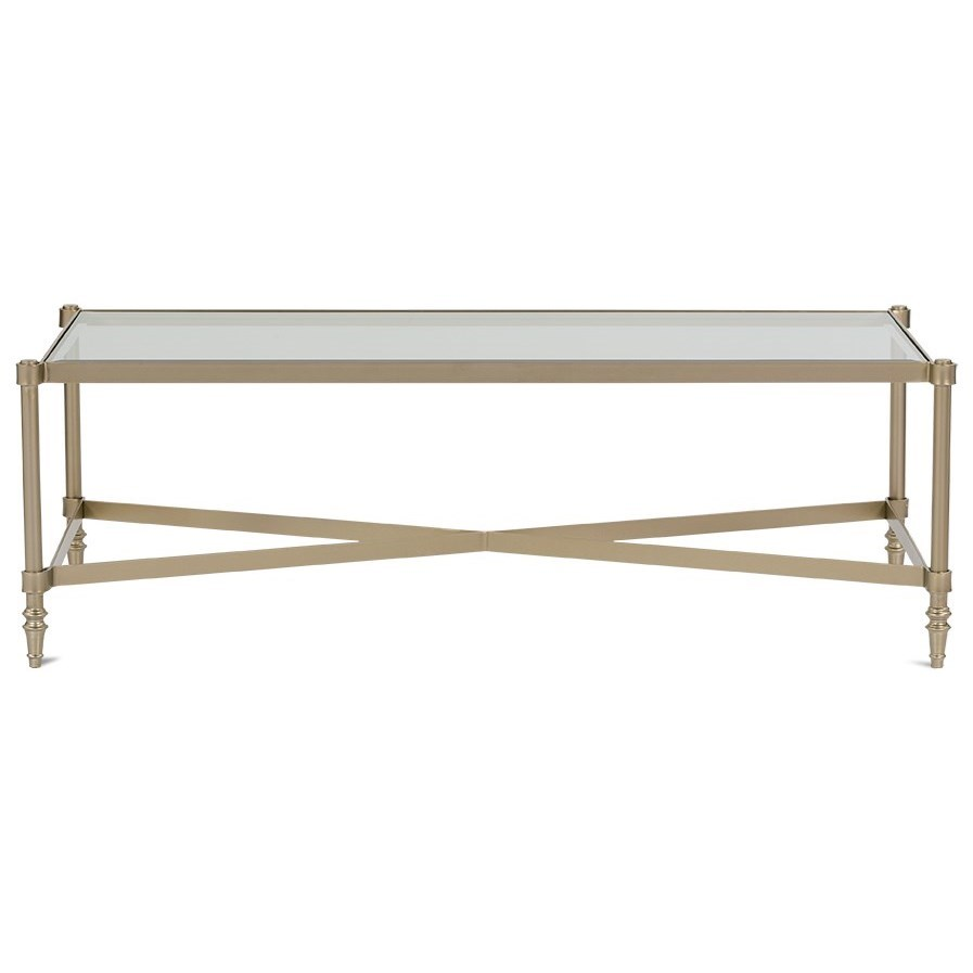 Allure Cocktail Table by Rowe at Baer's Furniture