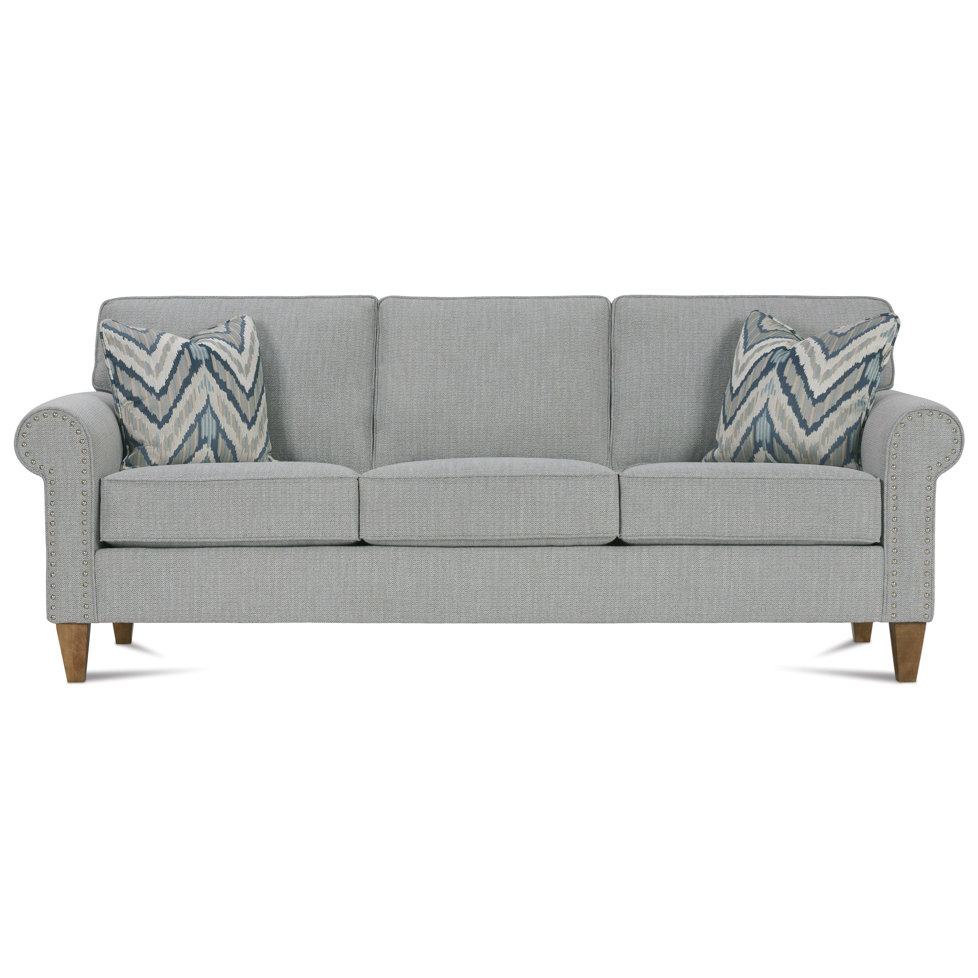 Bleeker - RXO Queen Sleeper by Rowe at Esprit Decor Home Furnishings