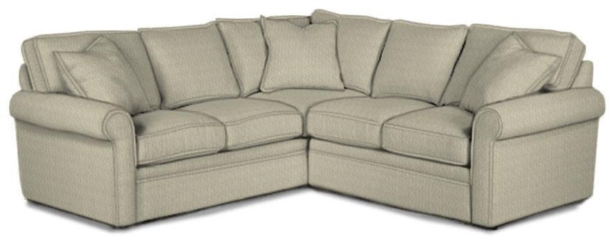 Brentwood Sectional by Rowe at Crowley Furniture & Mattress