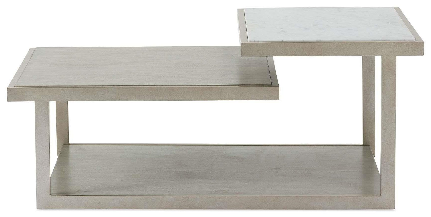 Britta Cocktail Table by Rowe at Sprintz Furniture