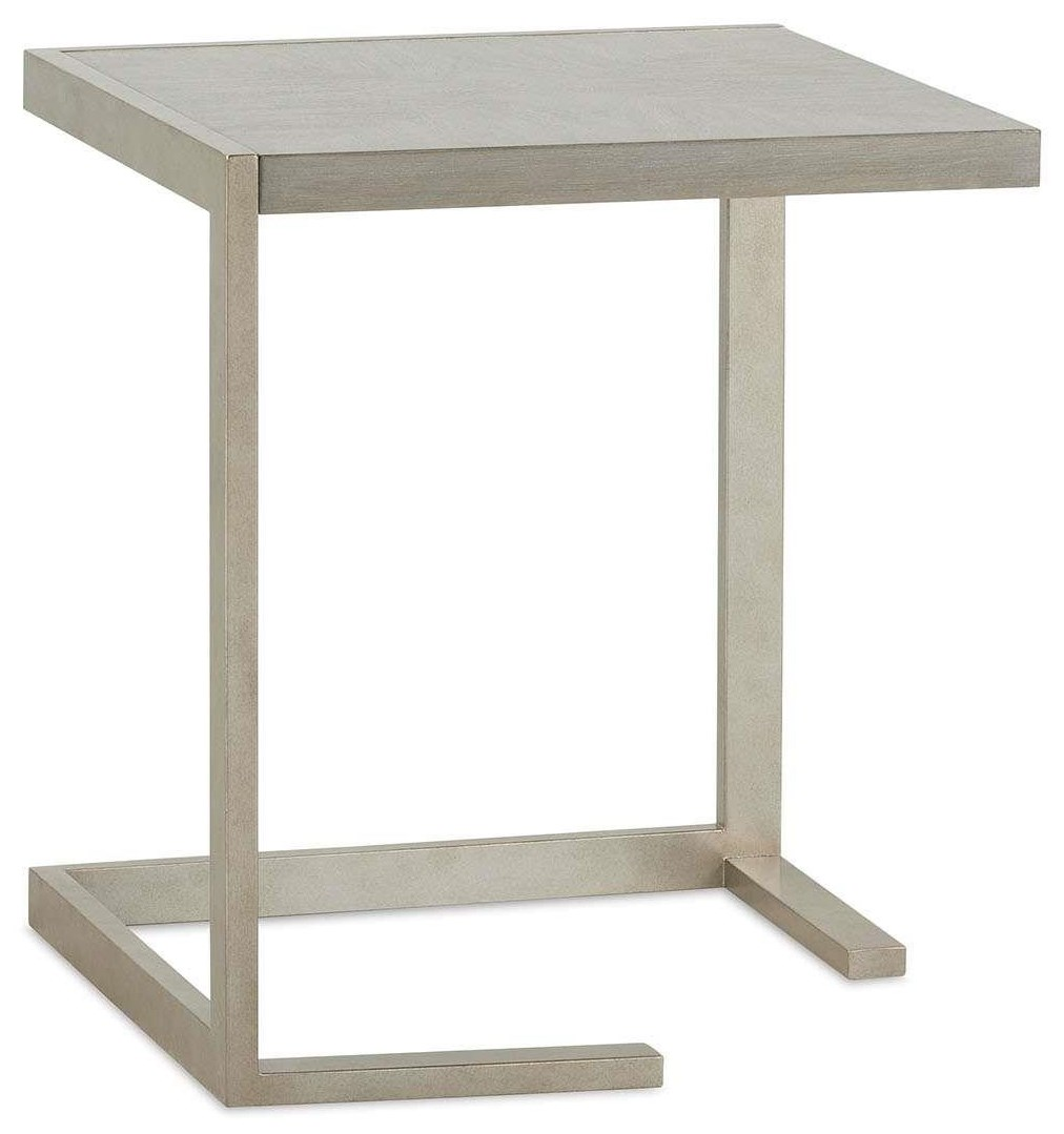 Britta Side Table by Rowe at Sprintz Furniture