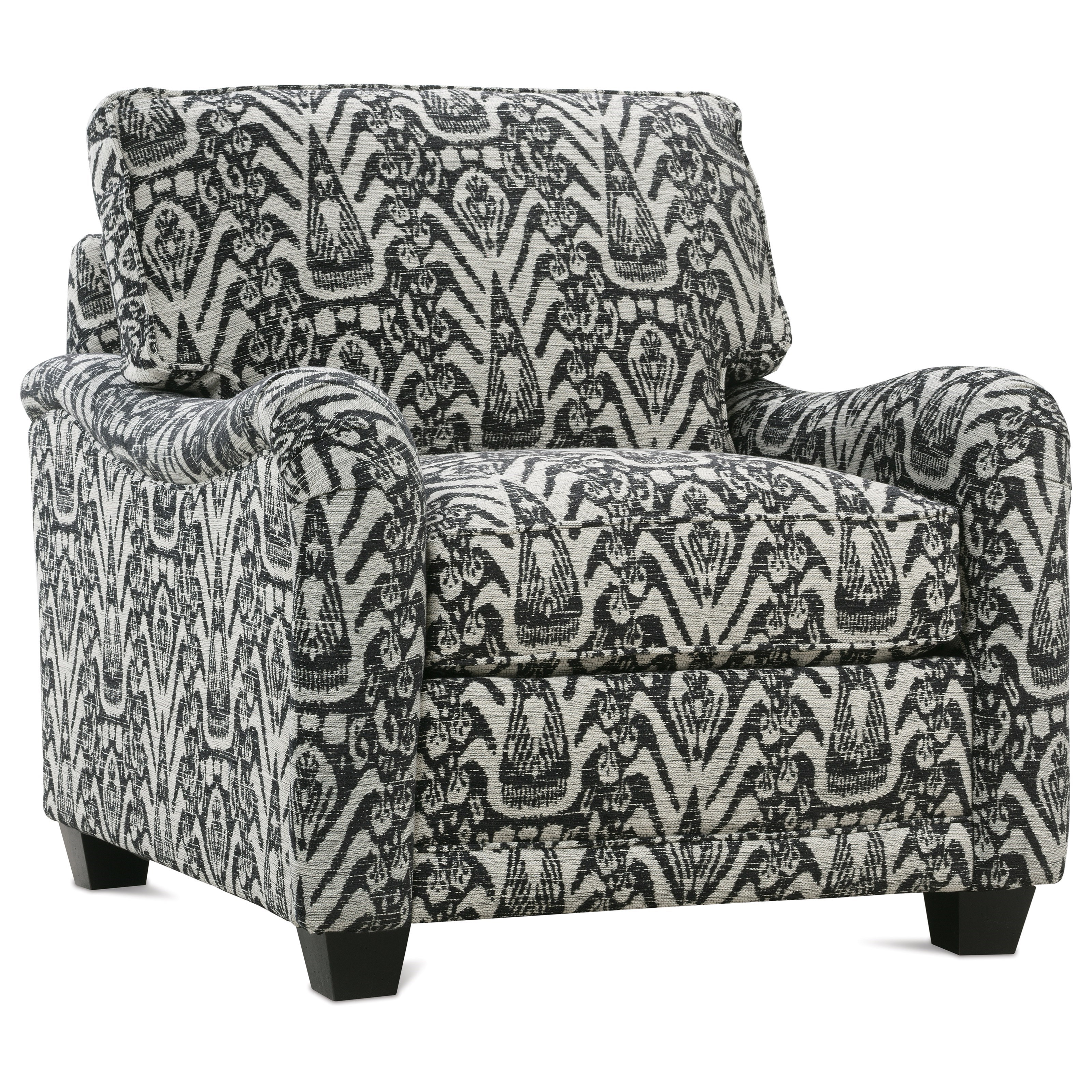 Selections I Customizable Chair by Rowe at Crowley Furniture & Mattress