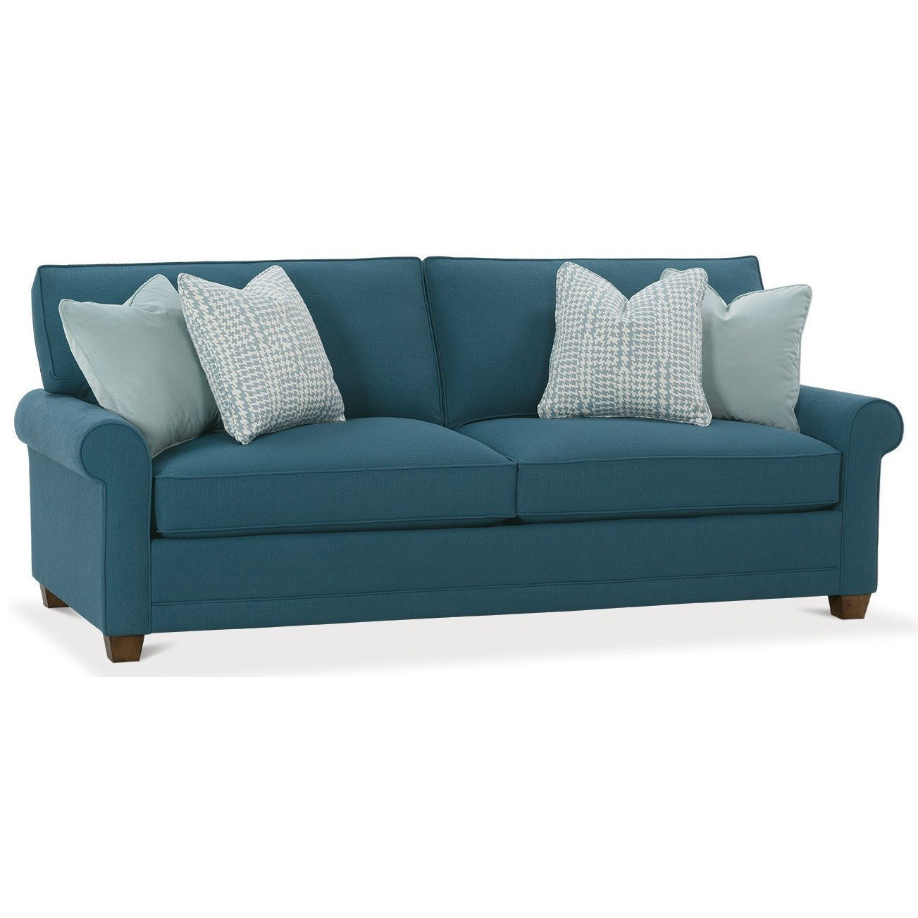 My Style I Customizable Sofa by Rowe at Steger's Furniture