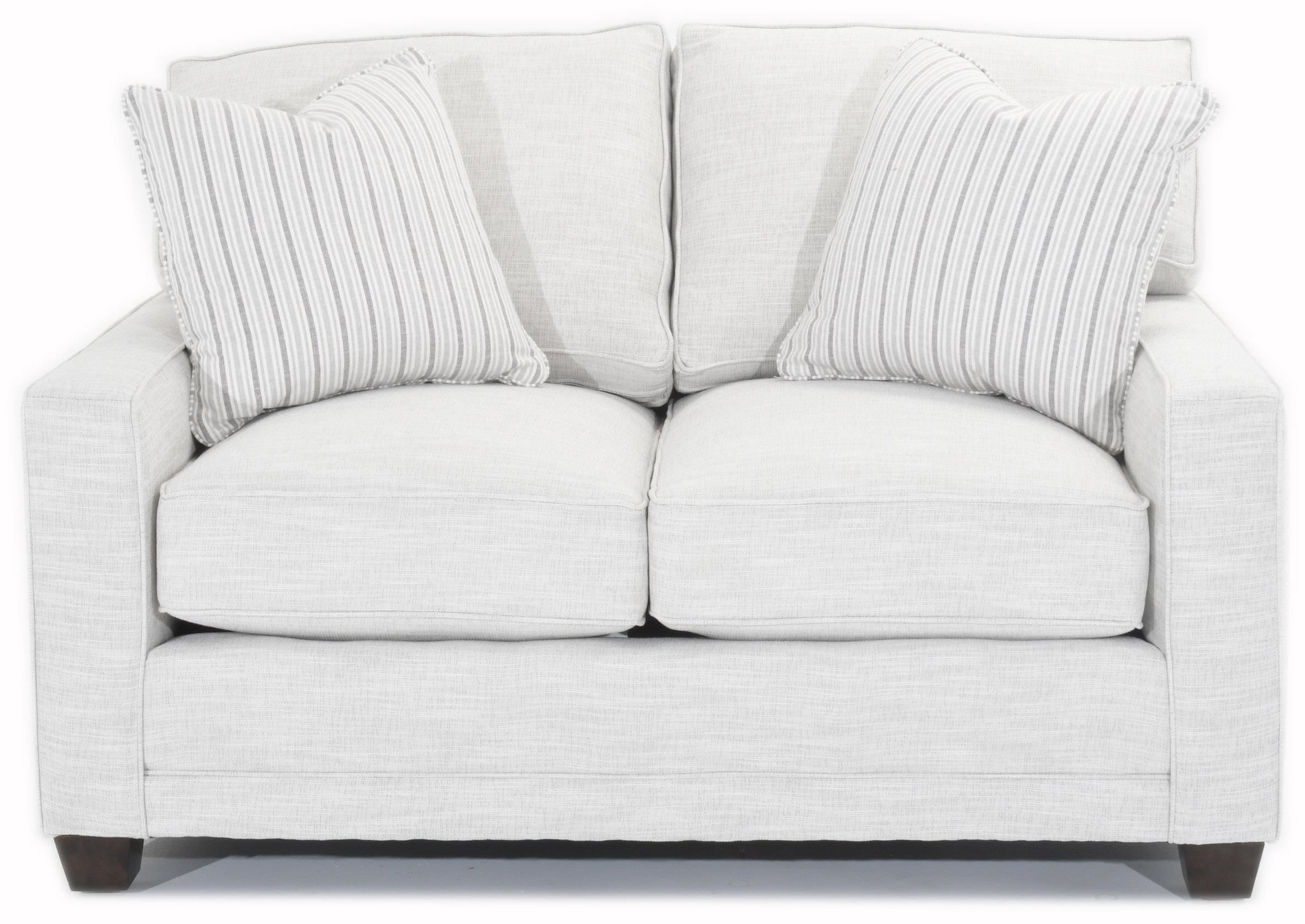 My Style I Customizable Loveseat by Rowe at Baer's Furniture