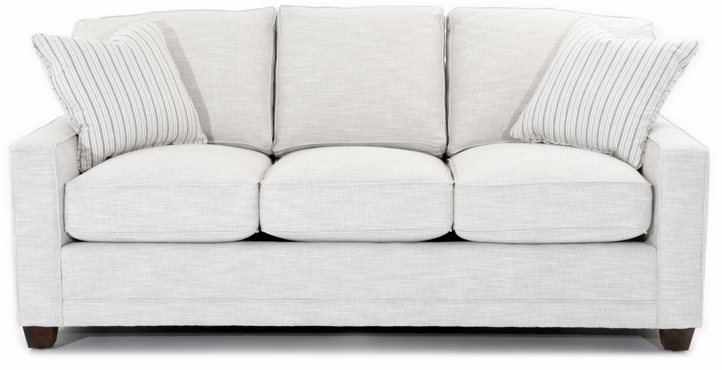 My Style I Customizable Sofa Sleeper by Rowe at Baer's Furniture