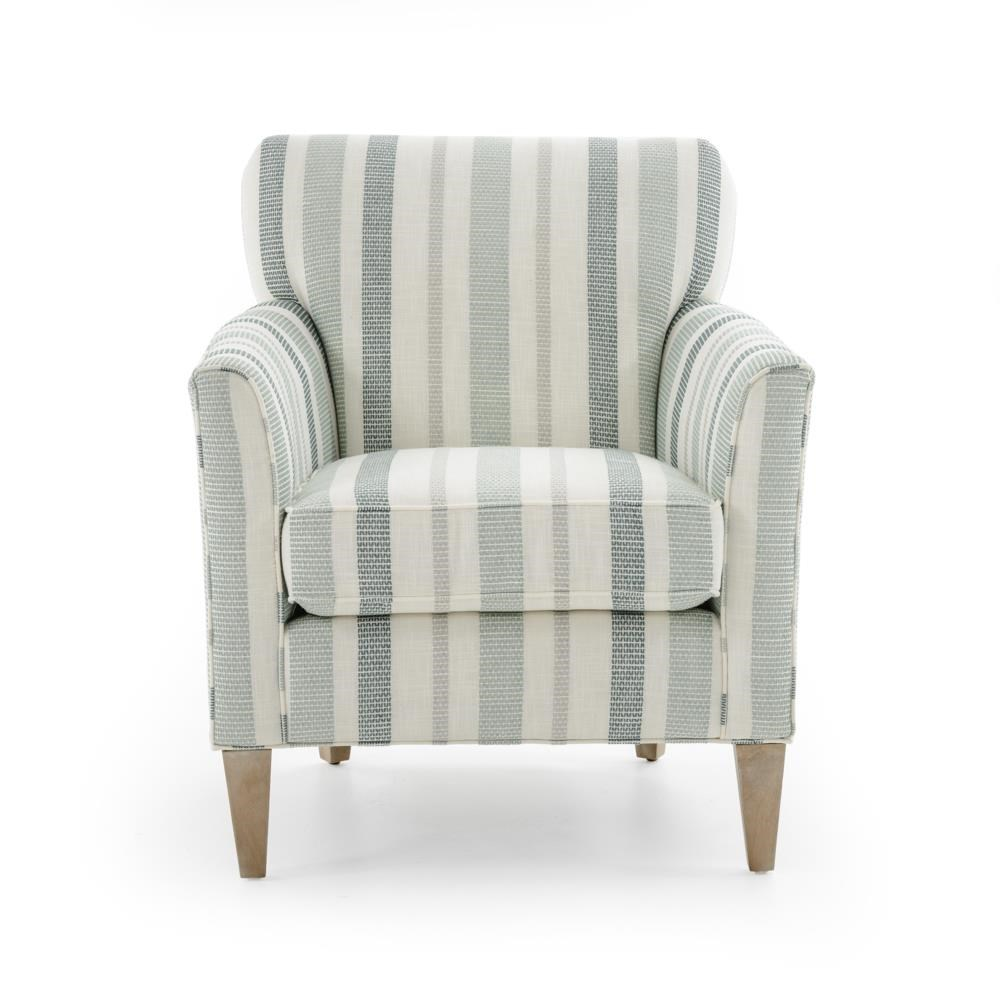 Chairs and Accents Times Square Chair by Rowe at Baer's Furniture